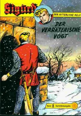 Sigurd Uncut GB 8  - Bild vergrößern