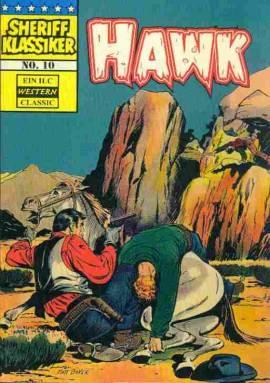 Sheriff Klassiker 10 - Hawk - aktuell - Bild vergrößern