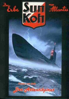 Sun Koh 14 - Der Atlantikpirat  - Bild vergrößern