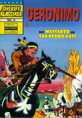 Sheriff Klassiker 9 - Geronimo - aktuell - Bild vergrößern