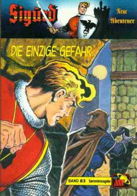 Sigurd GB Neue Abenteuer 83  - Bild vergrößern