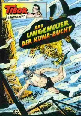 Tibor GB Sonderheft (1) Das Ungeheuer der Kuna-Bucht - Bild vergrößern