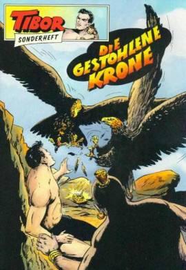 Tibor GB Sonderheft (5) Die gestohlene Krone (aktuell) - Bild vergrößern