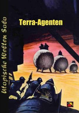 UWS 29: Chester Henderson, Terra-Agenten - Bild vergrößern