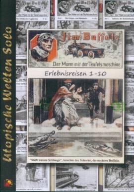 UWS 62 - Jim Buffalo, Erlebnisreisen 1-10  - Bild vergrößern
