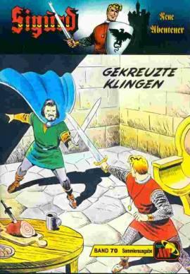 Sigurd GB Neue Abenteuer 70 - aktuell