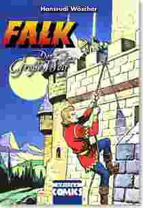 Falk Buch -Der Große Wolf sw-Ausgabe (vergriffen)