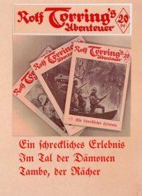 Rolf Torrings Abenteuer - 446-448 - Fortschreibung Ostwald / Taschenbuch 1