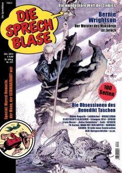 Sprechblase - Nr. 231 (mit neuem Sigurd-Abenteuer!!!)
