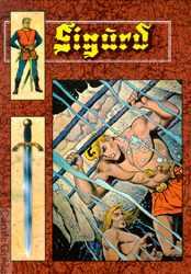 Sigurd Sonderband/Hardcover (rot) 1-85