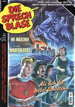Sprechblase - Nr. 229 (mit neuem Sigurd-Abenteuer!!!)