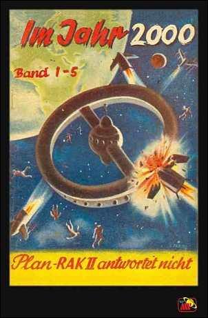 UWS 38: Im Jahr 2000 1-5, Plan-RAK II antwortet nicht (Austro-SF 4)